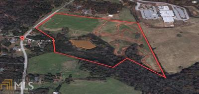 Flowery Branch Residential Lots & Land For Sale: 4967 Union Church