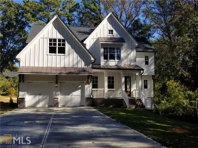 Smyrna Single Family Home Under Contract: 1272 Kingsview Cir