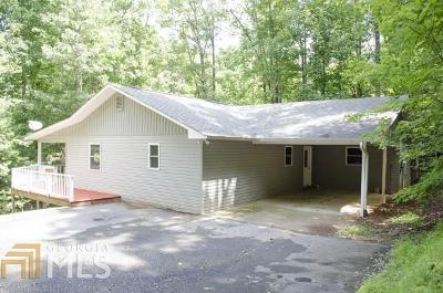 Rabun County Single Family Home For Sale: 27 Chimney