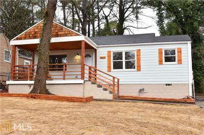 Fulton County Single Family Home New: 269 Moreland Way