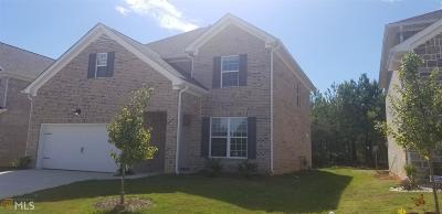 Stockbridge Single Family Home New: 513 Sprayberry Dr