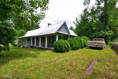 Rabun County Single Family Home For Sale: 185 Darling Springs Rd