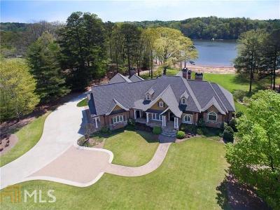 Gainesville Single Family Home For Sale: 3178 Clarks Bridge Rd