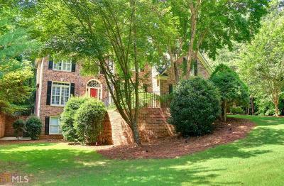 Fayette County Single Family Home For Sale: 110 Oak Shadow Way