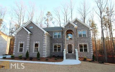 Ellenwood Single Family Home Under Contract: 4581 River Vista Rd #61