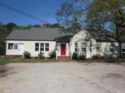 Carrollton Single Family Home For Sale: 85 Tyus Carrollton Rd