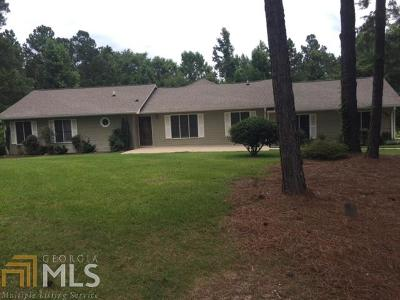 Milledgeville Single Family Home For Sale: 386 Kings Rd