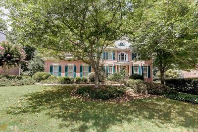Smyrna Single Family Home For Sale: 729 Vinings Estates Dr