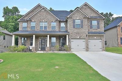 Alpharetta Single Family Home New: 4495 Mossbrook Cir