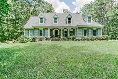 Loganville Single Family Home For Sale: 1001 Old Loganville