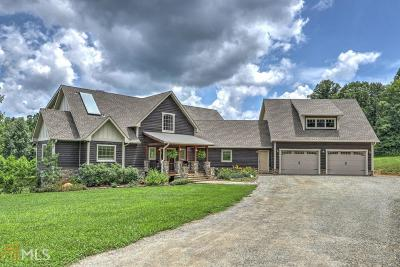 Blairsville Single Family Home Under Contract: 2751 Town Creek School Rd