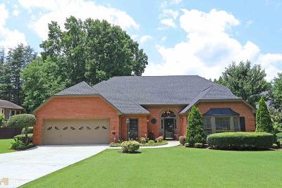 Alpharetta Single Family Home New: 430 North Farm