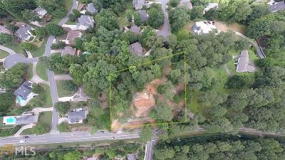 Marietta Single Family Home New: 5093 Timber Ridge Rd