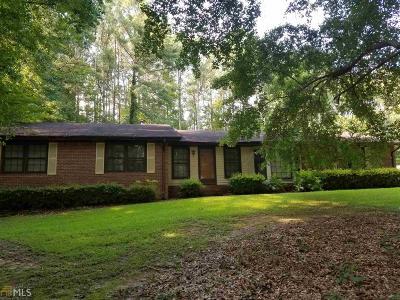 Jonesboro Single Family Home Back On Market: 832 Corinth Dr