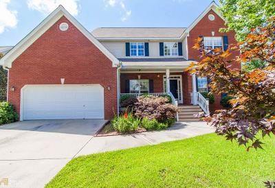 Snellville Single Family Home New: 2710 Lake Commons Ct
