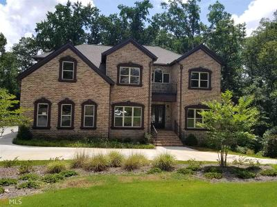 Henry County Single Family Home New: 230 Eagles Landing Way