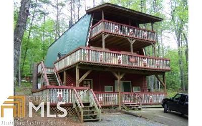 Helen GA Single Family Home Under Contract: $169,900