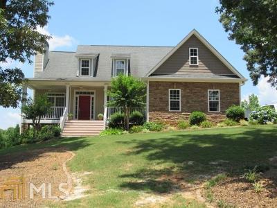 Carrollton Single Family Home For Sale: 337 Treasure Trl
