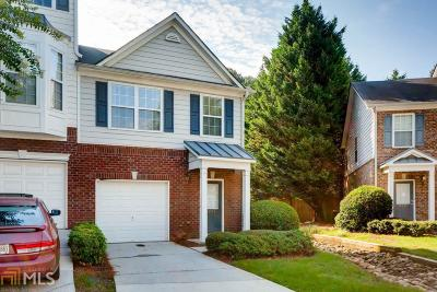 Tucker Condo/Townhouse New: 2223 Dillard Xing