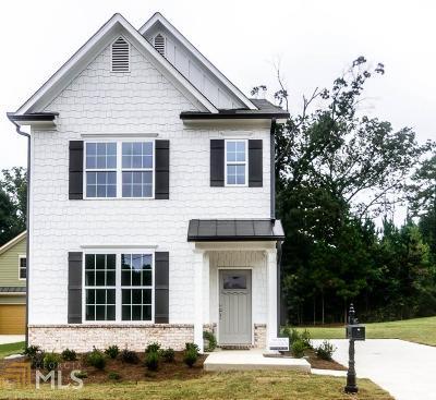 Dekalb County Single Family Home New: 2694 Tilson Rd