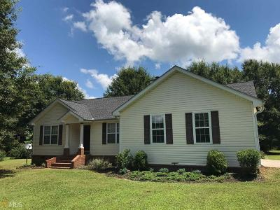 Williamson Single Family Home Under Contract: 152 Wilder Way