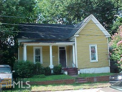 Reynoldstown Single Family Home For Sale: 842 Kirkwood Ave