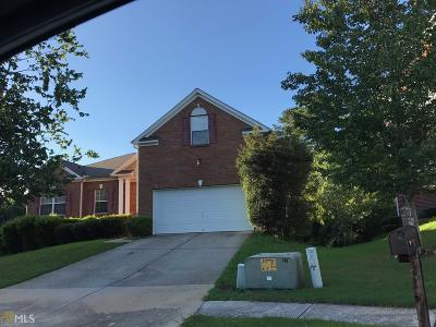 Snellville Single Family Home Under Contract: 3830 Medlock Park Dr