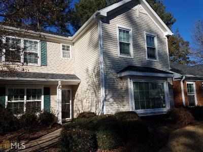 Peachtree City Condo/Townhouse Under Contract: 105 Ridgelake Cir