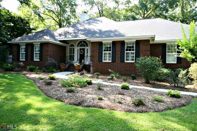 Statesboro Single Family Home For Sale: 508 Crestview Dr