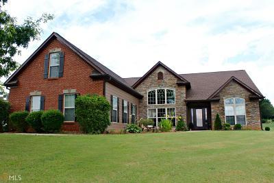 Winder Single Family Home New: 81 Drew Cir