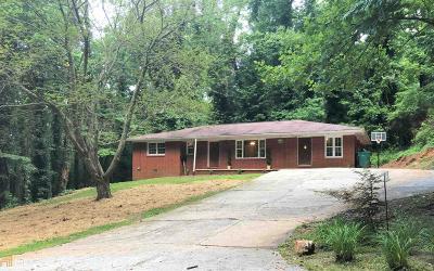 Rabun County Single Family Home New: 791 Valley St