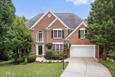 Suwanee Single Family Home For Sale: 4945 Woolton Hill Ln