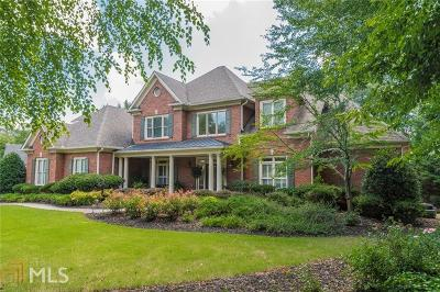 Cumming Single Family Home For Sale: 6340 Sunbriar Dr
