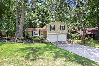 Norcross Single Family Home Under Contract: 5111 Gulf Ter