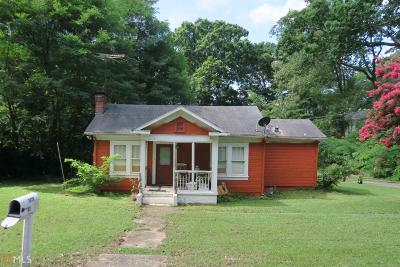 Smyrna Single Family Home For Sale: 1470 Whitfield St