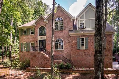 Roswell Single Family Home For Sale: 705 Old Park Pl