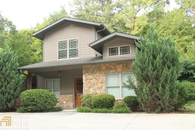 Stephens County Single Family Home Back On Market: 789 Falls Rd