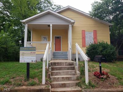 Pittsburgh Single Family Home Under Contract: 806 Humphries St