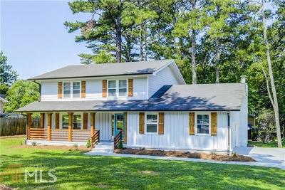 Lithonia Single Family Home New: 3257 Corktree Trl