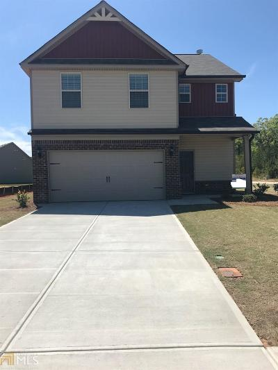 Butts County Single Family Home New: Cotton Dr #107