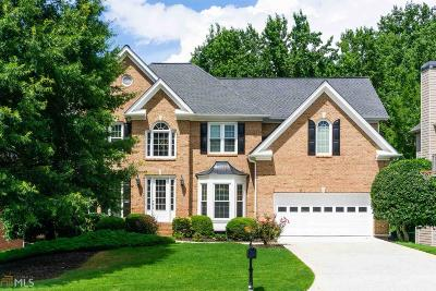 Roswell Single Family Home For Sale: 1020 Wilde Run Ct