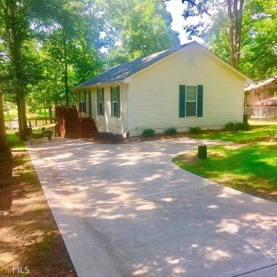 Buckhead, Eatonton, Milledgeville Single Family Home For Sale: 190 Riverview Rd