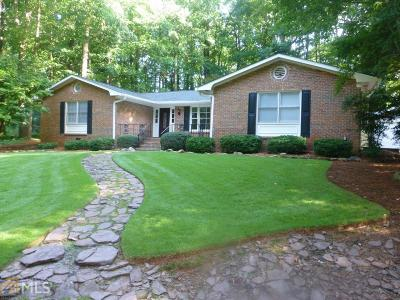 Stone Mountain Single Family Home Under Contract: 5498 Smoke Rise Dr