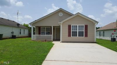 Griffin Single Family Home New: 1633 Hallmark Hills Dr