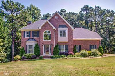 Peachtree City Single Family Home For Sale: 208 Terrane Ridge #267