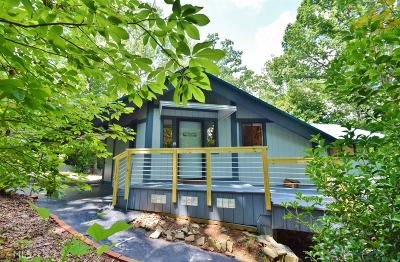 Gainesville  Single Family Home For Sale: 3305 The Trail Rd
