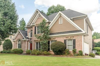 Alpharetta Single Family Home Under Contract: 1010 S Bethany Creek