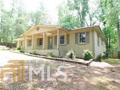 Conyers Single Family Home New: 2956 Hurst Rd