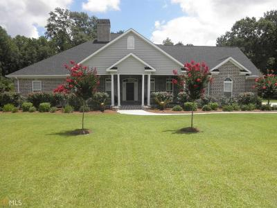 Statesboro Single Family Home For Sale: 1217 East Hampton