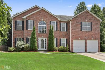 Snellville Single Family Home Under Contract: 5093 Laythan Jace Ct #89